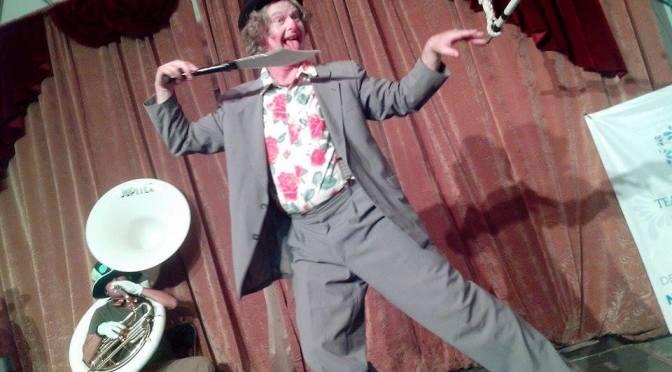 Circo, maroma y teatro: Noveno día del FIT Héctor Azar