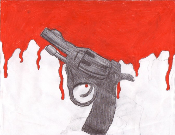 Arma y sangre - Imagen pública