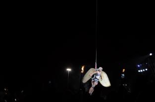 El vuelo de Ícaro - Fotografía por Jessica Tirado Camacho