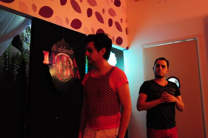 Joshua Sánchez y Guillermo Linares - Fotografía por Jessica Tirado Camacho