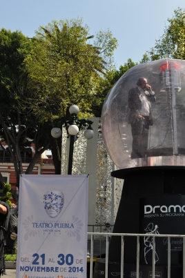 Burbujas urbanas - Fotografía por Jessica Tirado Camacho