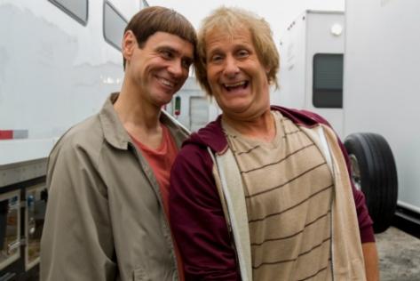 Jim Carrey y Jeff Daniels - Imagen Pública