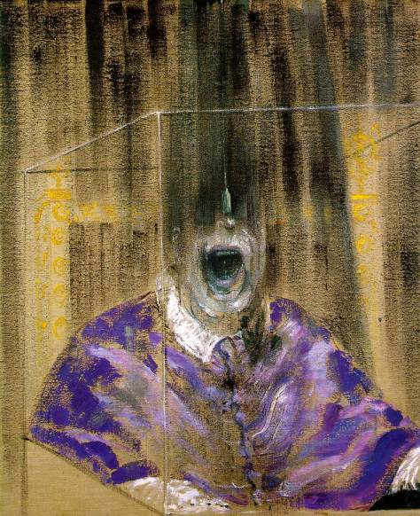 Francis Bacon - Cabeza VI