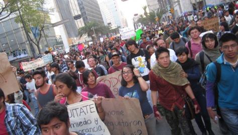 Marcha - Imagen pública