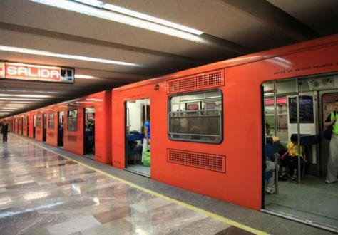 Metro - Imagen pública