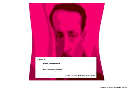 Rilke - Imagen por Marcos Solache