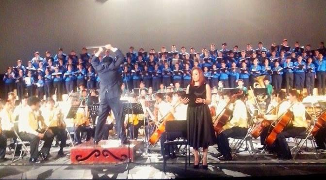Orquesta Esperanza Azteca celebra primer lustro