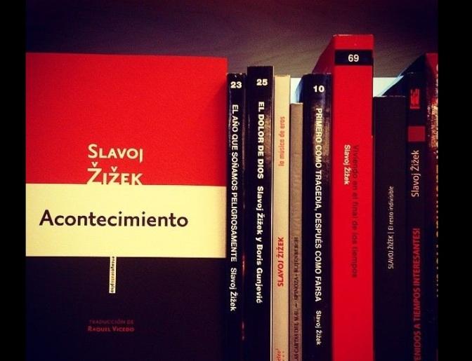 Acontecimiento, de Slavoj Žižek