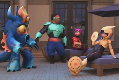 Big Hero 6 - Imagen pública