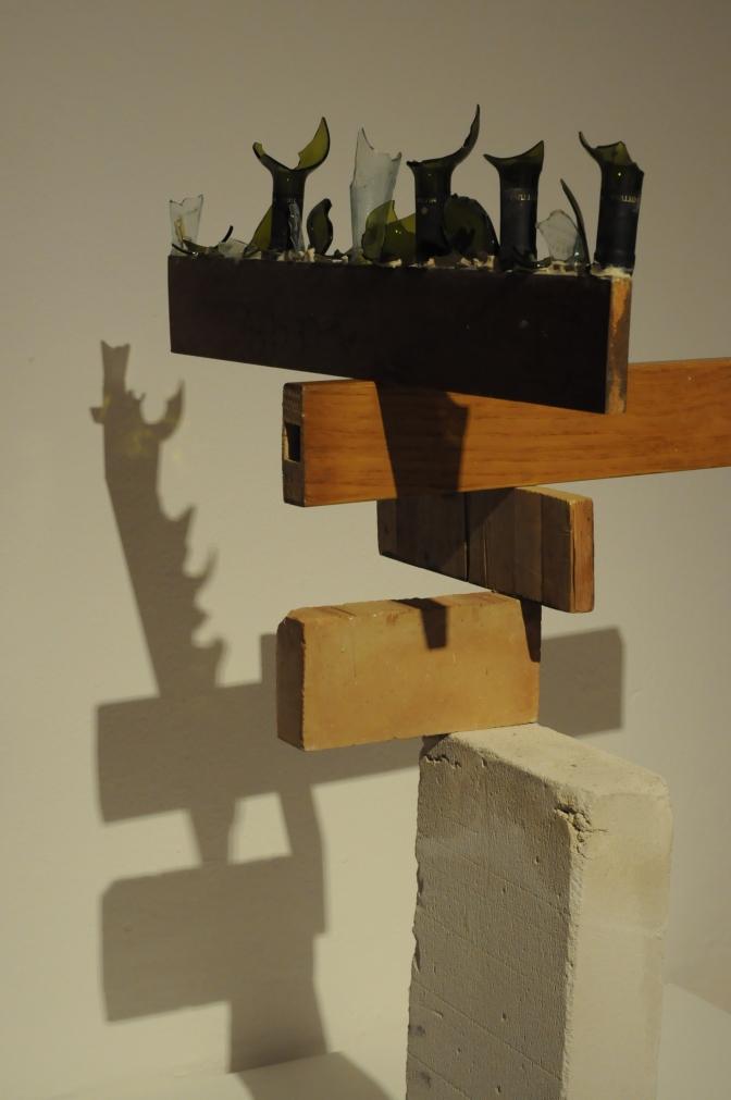 Las estructuras que somos: Autoconstrucción, de Abraham Cruzvillegas