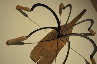 Autoconstrucción, de Abraham Cruzvillegas - Fotografía por Jessica Tirado Camacho