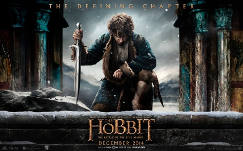 The Battle of the five armies - Imagen pública