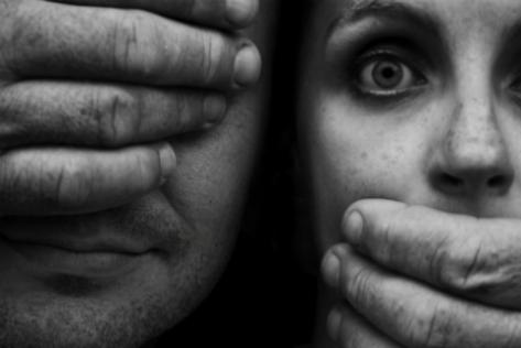 Contra la violencia de género - Imagen Pública