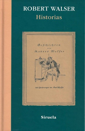 Robert Walser - Historias