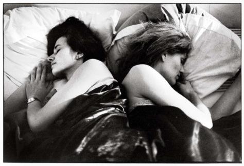 Los durmientes - Sophie Calle