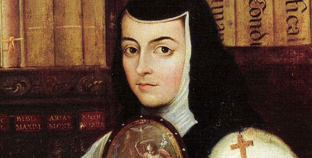 Sor Juana Inés de la Cruz - Imagen Pública