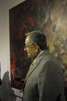 José Lazcarro - Fotografía por Jessica Tirado Camacho