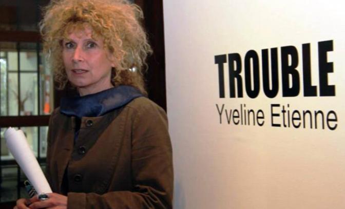 Trouble, Eclats, de Evelyn Etienne