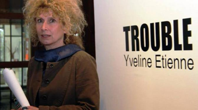 Trouble, Eclats, de Evelyn Etienne