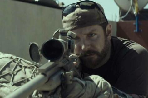 American Sniper- Imagen Pública
