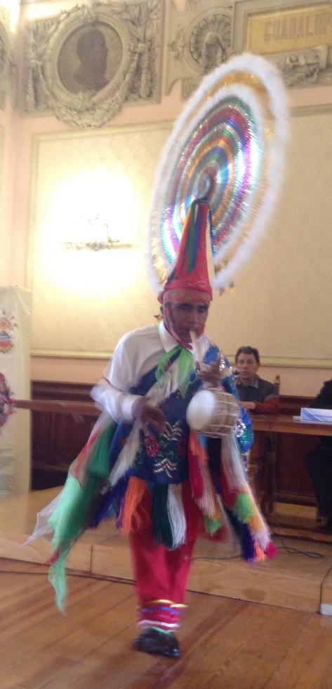 Danza tradicional totonaca