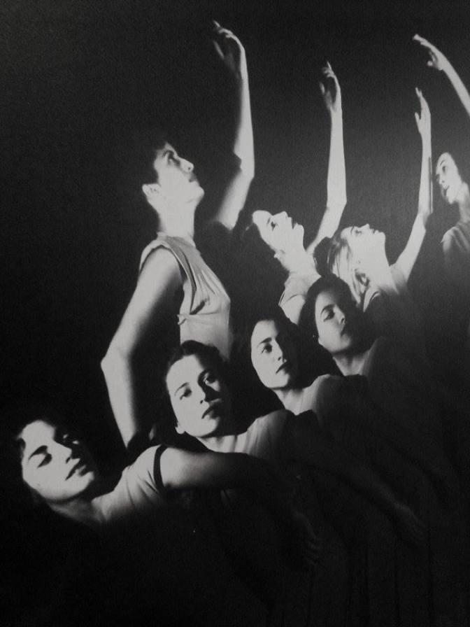 Exposición Presencia de la danza