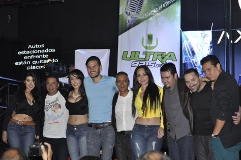 Rueda de prensa del Electronic Neon Fest - Fotografía por Jessica Tirado Camacho