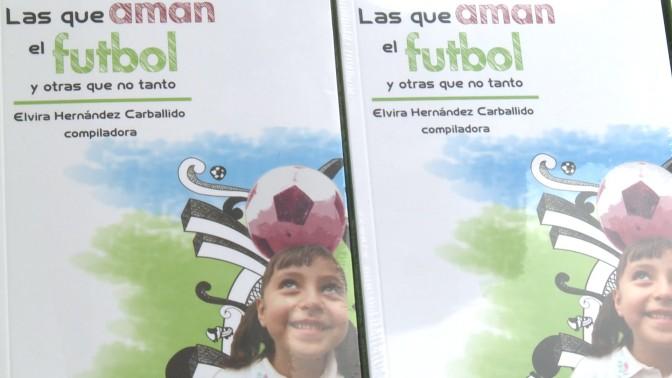 Mujeres, literatura y fútbol