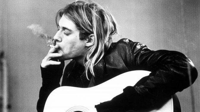 Kurt Cobain: un montaje basura