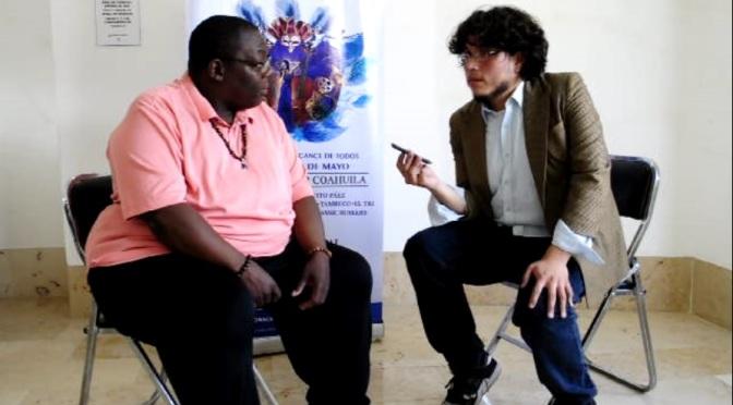 Sobrevivir el círculo: Entrevista a Cyrus Chestnut