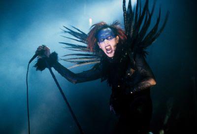 Marilyn Manson - Imagen pública