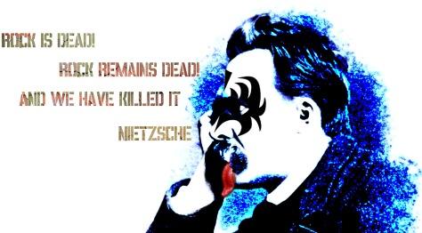 Nietzsche - Imagen pública