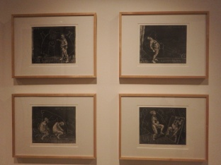 Fortuna, de William Kentridge - Fotografía por Victoria Sandoval