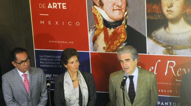 Yo, el Rey: La monarquía hispánica en el arte
