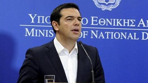 Alexis Tsipras - Imagen pública