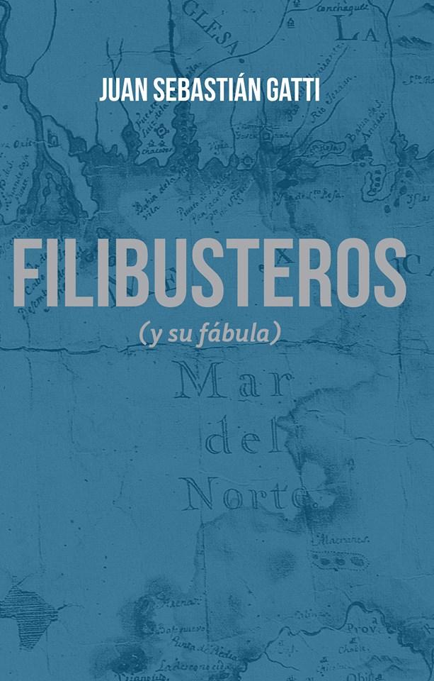Filibusteros (y su fábula) - Portada