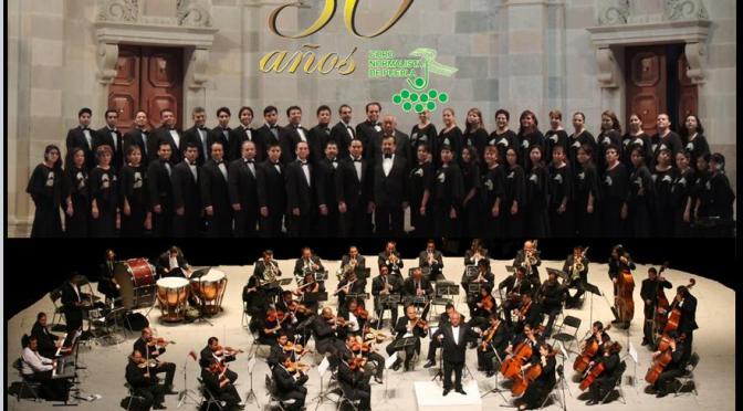 XVI Festival Mundial de Coros Puebla
