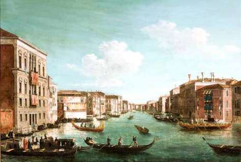 Venecia, colección del Museo Soumaya