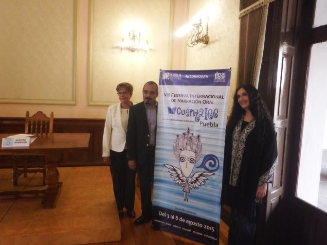 VIII Festival Internacional de Narración Oral Cuéntalee