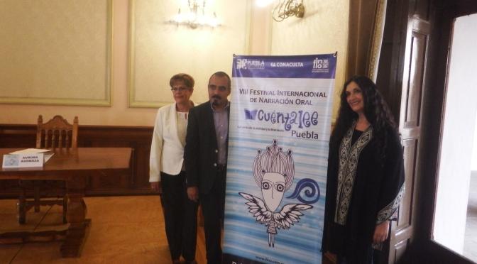 Iniciará VIII Festival Internacional de Narración Oral Cuéntalee
