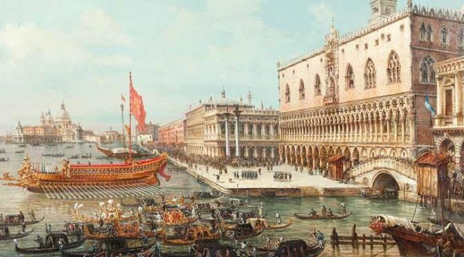 Venecia, 400 años de una ciudad en el Museo Soumaya