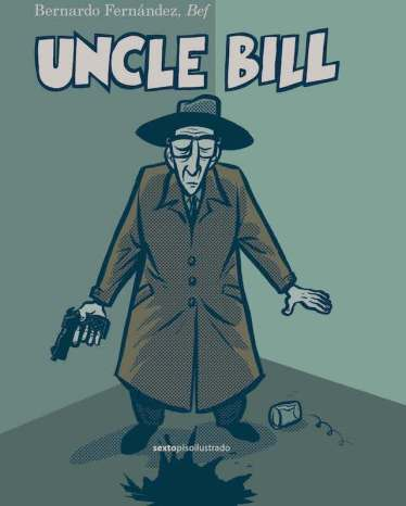 Uncle Bill - Portada