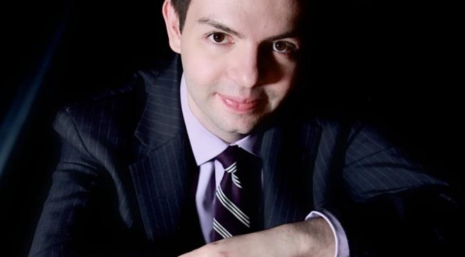 Dan Nimmer en el Teatro Principal