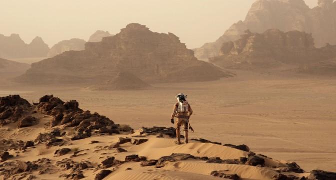 Náufrago marciano