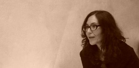 Vivian Abenshushan -Fotografía de Andrea Garza Carbajal