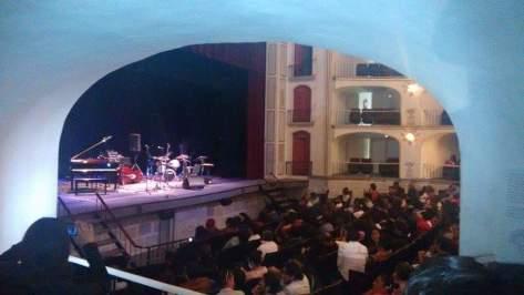 Diego Urcola en concierto