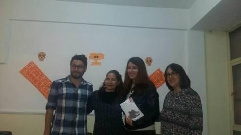 Primer Concurso de Calaveritas Editorial Elementum
