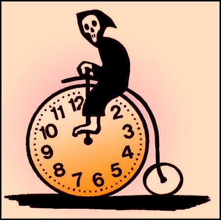 Muerte y tiempo