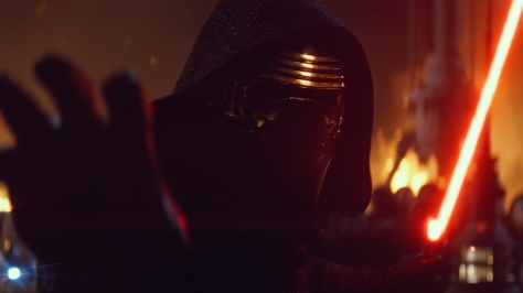 Kylo Ren - Fotograma de Star Wars: The Force Awakens