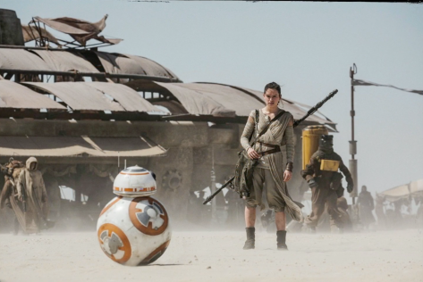 The Force Awakens - Imagen pública